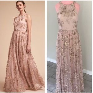 Anthropologie BHLDN Antonia Dress